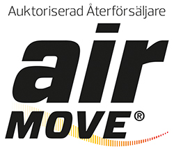 Auktoriserad Airmove återförsäljare