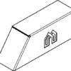 Gavellock Vänster Profilgeometri