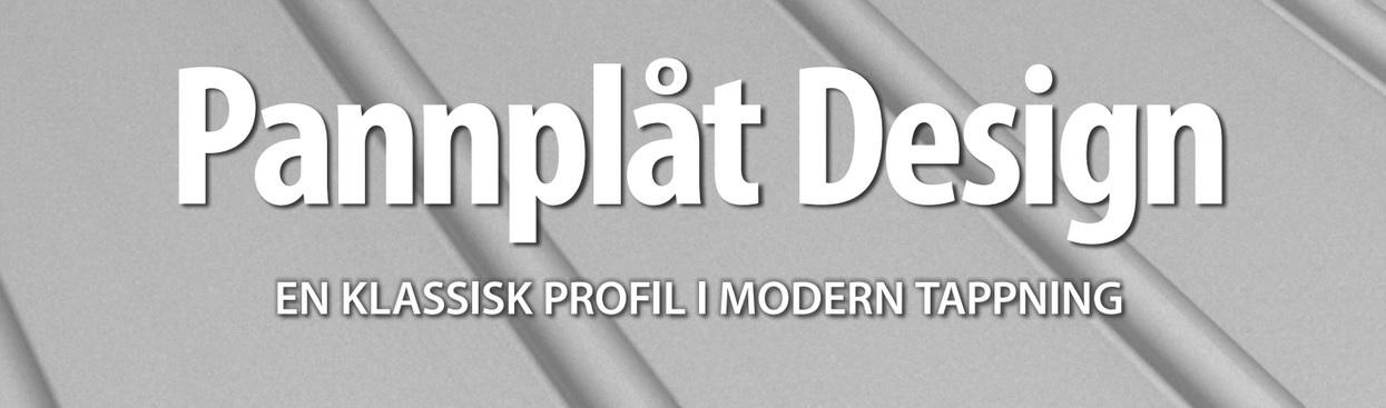 Pannplåt Design