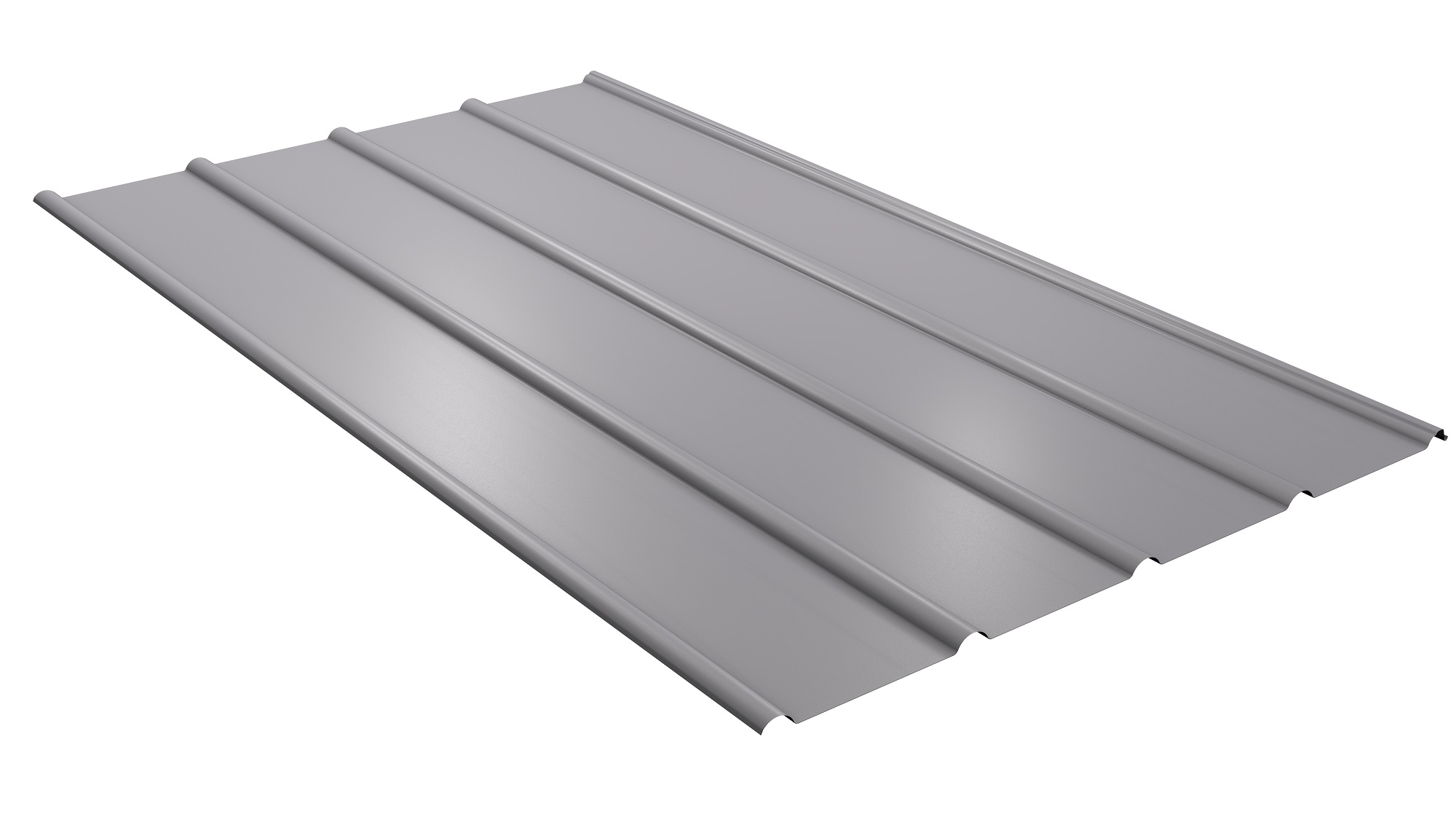 Pannplåt Design Mörk Silvermetallic