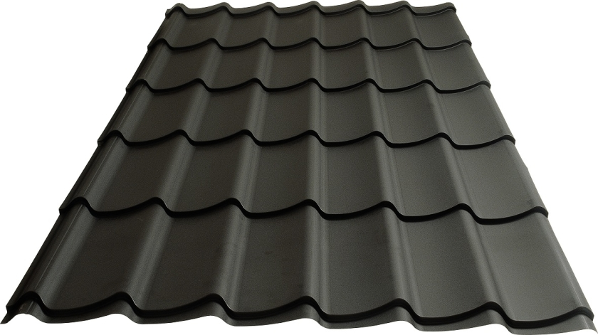 Plåtprodukter tak
