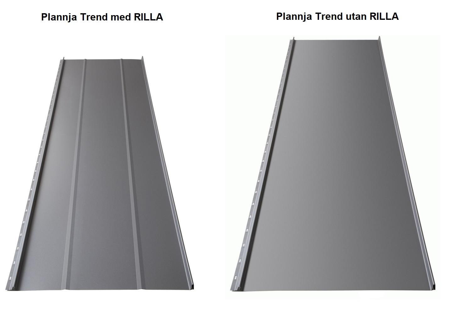 Plannja Trend produktbild