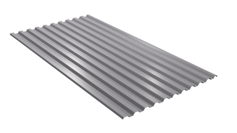 TRP20 35x35 Silvermetallic från sidan