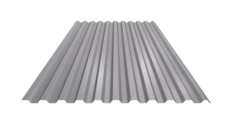 TRP20 35x35 Silvermetallic framifrån