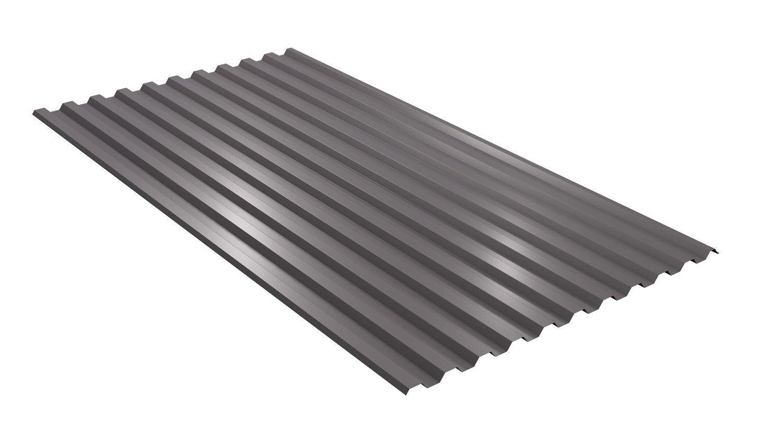 TRP20 35x35 mörkgrå från sidan