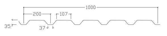 VP35 profilgeometri
