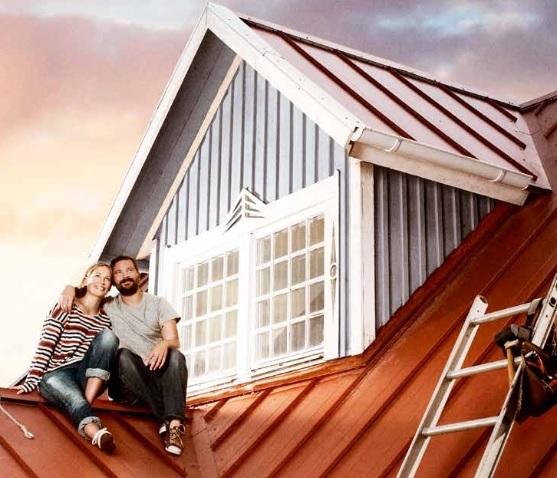 kundanpassade plåtdetaljer tak