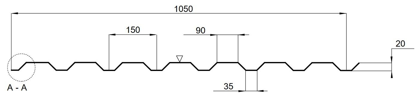 profilgeometri vp20-150
