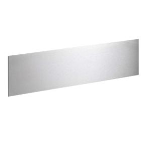 Sparkplåt Aluminium & rostfritt