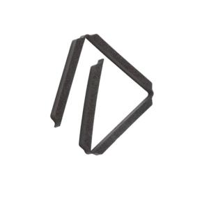 Tätband Pannplåt Design